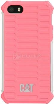 Чехол-накладка CAT Active Urban для iPhone 6/6s, Пластик, Розовый, арт: 36293 - CAT