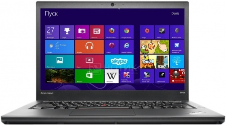 Ноутбук Lenovo ThinkPad T440s (14.0 IPS (LED)/ Core i7 4600U 2100MHz/ 12288Mb/ HDD+SSD 1000Gb/ NVIDIA GeForce GT 730M 1024Mb) MS Windows 8 Professional (64-bit) [20AQ004VRT] от Нотик