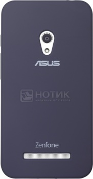 Чехол Asus для ZenFone 5 Rugged Case, Поликарбонат, Синий 90XB024A-BSL000 НОТИК 1590.000