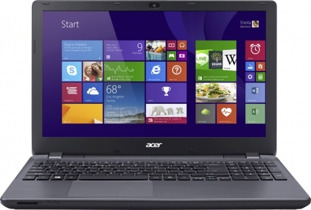Ноутбук Acer Aspire E5-511-C565 (15.6 LED/ Celeron Quad Core N2930 1830MHz/ 4096Mb/ HDD 500Gb/ Intel HD Graphics 64Mb) MS Windows 8.1 (64-bit) [NX.MPKER.004] НОТИК 13490.000