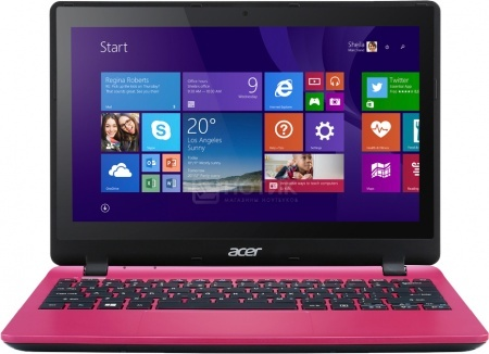 Ноутбук Acer Aspire V3-112P-C696 (11.6 LED/ Celeron Dual Core N2840 2160MHz/ 4096Mb/ HDD 500Gb/ Intel HD Graphics 64Mb) MS Windows 8.1 (64-bit) [NX.MRRER.002] НОТИК 16790.000