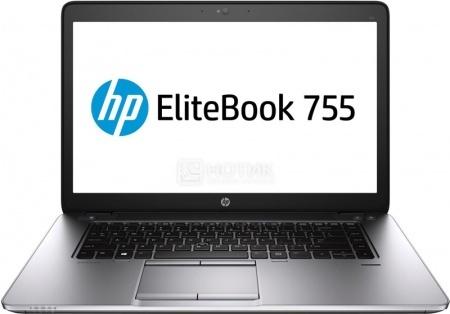 Ультрабук HP EliteBook 755 (15.6 IPS (LED)/ A10-Series A10 Pro-7350B 2100MHz/ 8192Mb/ SSD 256Gb/ AMD Radeon R6 series 512Mb) MS Windows 8.1 Professional (64-bit) [F1Q26EA]
