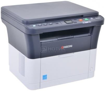 МФУ лазерное монохромное Kyocera FS-1020MFP, A4, 20стр/мин, 64Мб, USB, Серый от Нотик