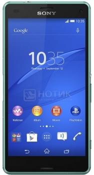 "Защищенные смартфоны Sony Xperia Z3 Compact Green (Android 4.4/MSM8974AC 2500MHz/4.6"" (1280x720)/2048Mb/16Gb/4G LTE 3G (EDGE, HSDPA, HSUPA)) [D5803Green] от Нотик"