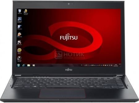 Ультрабук Fujitsu LIFEBOOK U574 (13.3 LED/ Core i5 4200U 1600MHz/ 4096Mb/ HDD+SSD 500Gb/ Intel HD Graphics 4400 64Mb) MS Windows 8 (64-bit) [U5740M25B2RU] НОТИК 43700.000