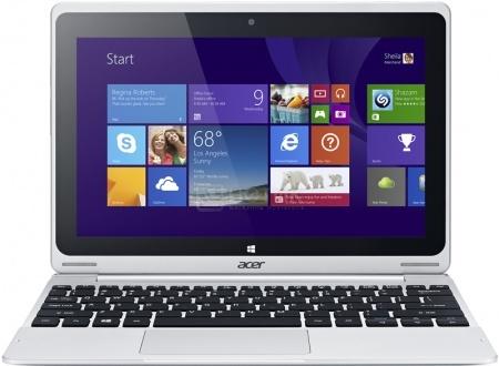 Планшет Acer Aspire Switch 10 Dock (MS Windows 8 (32-bit)/Z3735F 1330MHz/10.1