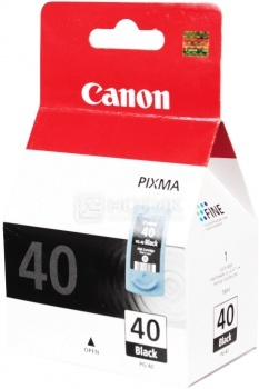 Картридж Canon PG-40 для PIXMA MP450/150/170, iP6220D/6210D/2200/1600, Черный, 0615B025 от Нотик