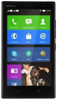 Смартфон Nokia X2 Dual SIM Black (Nokia Х 2.0/MSM8210 1200MHz/4.3