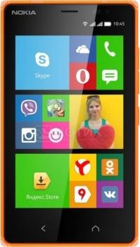 Смартфон Nokia X2 Dual SIM Bright Orange (Nokia Х 2.0/MSM8210 1200MHz/4.3