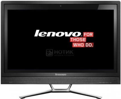 Моноблок Lenovo IdeaCentre C460 (21.5 LED/ Core i3 4160T 3100MHz/ 4096Mb/ HDD 1000Gb/ Intel HD Graphics 4400 64Mb) Free DOS [57330758] НОТИК 28500.000