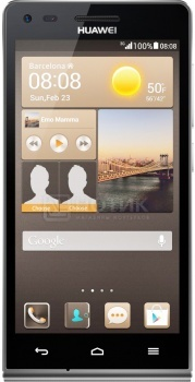 Смартфон Huawei Ascend G6 LTE Shallow Tarnish (Android 4.3/MSM8926 1200MHz/4.5