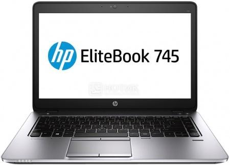 Ультрабук HP EliteBook 745 (14.0 LED/ A10-Series A10 Pro-7350B 2100MHz/ 4096Mb/ HDD 500Gb/ AMD Radeon R6 series 512Mb) MS Windows 7 Professional (64-bit) [J0X31AW]