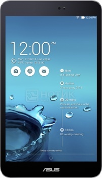 Планшет Asus MeMO Pad 8 ME581CL 16Gb Blue (Android 4.4/Z3560 1830MHz/8.0