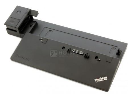 Картинка для Док-станция для Lenovo ThinkPad Basic Dock (65 Вт, RJ-45,  3xUSB 2.0, 1xUSB 3.0, VGA) Черный 40A00065EU