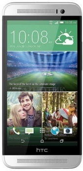 Смартфон HTC One M8 Dual Sim Silver (Android 4.4/Snapdragon 801 2500MHz/5.0