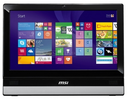 Моноблок MSI Adora22 2M-039RU (21.5 LED/ Pentium Dual Core 3560M 2400MHz/ 4096Mb/ HDD 500Gb/ Intel HD Graphics 64Mb) MS Windows 8.1 (64-bit) [9S6-ACB111-039]