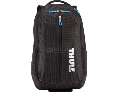 """Рюкзак 17.3"""" Thule Crossover TCBP-317B, Нейлон, Черный от Нотик"""