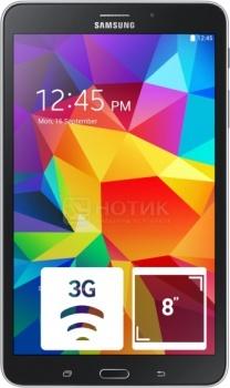 "Планшет Samsung Galaxy TAB 4 8.0 16Gb 3G SM-T331NYKASER Black (Android 4.4/Snapdragon 400 1200MHz/8.0"" (1280x800)/1536Mb/16Gb/ 3G (EDGE, HSDPA, HSPA+)) [SM-T331NYKASER]"