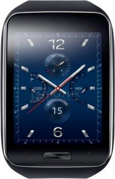 Смарт-часы Samsung Gear S SM-R750 Black, Черный
