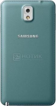 Задняя сменная крышка для Samsung N900 SAMSUNG ET-BN900SLEGRU Полиуретан, Голубой