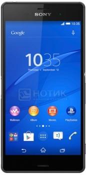 Защищенные смартфоны Sony Xperia Z3 Black (Android 4.4/MSM8974AC 2500MHz/5.2