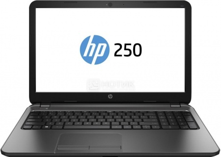 Ноутбук HP 250 G3 (15.6 LED/ Core i3 4005U 1700MHz/ 4096Mb/ HDD 500Gb/ NVIDIA GeForce 820M 1024Mb) MS Windows 8.1 (64-bit) [J4T57EA]
