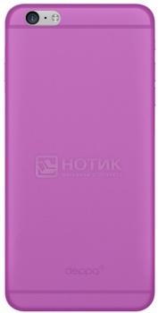 Чехол-накладка для iPhone 6 Deppa Sky Case, Полипропилен, Фиолетовый 86014 от Нотик
