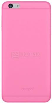 Чехол-накладка для iPhone 6 Deppa Sky Case, Полипропилен, Розовый 86015 от Нотик
