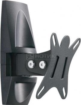 "Кронштейн Holder LCDS-5003 10-26"", 100x100, до 25кг, Черный от Нотик"