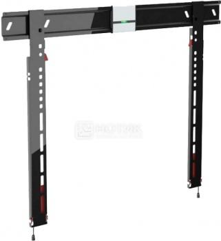 """Кронштейн Holder LEDS-7021 32-80"""", 600x400, до 40кг, фиксированный, Черный"""