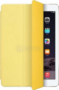 "Чехол 9.7"" Apple iPad Air 2/iPad 9.7 Smart Cover MGXN2ZM/A Полиуретан, Желтый"