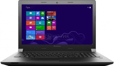 Ноутбук Lenovo IdeaPad B5070 (15.6 LED/ Core i3 4005U 1700MHz/ 4096Mb/ HDD 500Gb/ Intel HD Graphics 4400 64Mb) MS Windows 8.1 (64-bit) [59435369] от Нотик