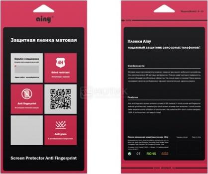Защитная пленка Ainy для iPhone 6 Plus, Матовая