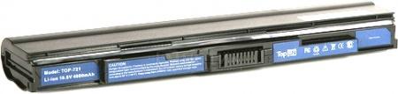 Аккумулятор TopON TOP-721 10.8V 4400mAh для Acer PN: AL10C31 AL10D56 LC.BTP00.130TopON<br>Аккумулятор TopON TOP-721 10.8V 4400mAh для Acer PN: AL10C31 AL10D56 LC.BTP00.130<br>