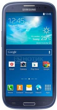 "Смартфон Samsung GALAXY S3 Neo Metallic Blue GT-I9301I (Android 4.0/MSM8226 1400MHz/4.8"" (720x1280)/1536Mb/16Gb/ 3G (EDGE, HSDPA, HSUPA)) [GT-I9301MBISER] от Нотик"