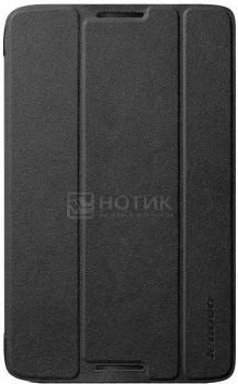 чехол-lenovo-7-a7-50-folio-case-film-888016550-полиуретан-черный