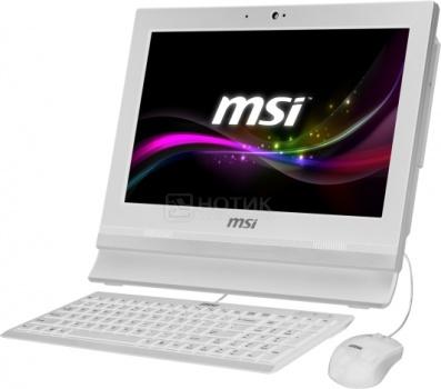 Моноблок MSI Wind Top AP1622-094XRU (15.6 LED/ Celeron Dual Core 1037U 1800MHz/ 4096Mb/ HDD 320Gb/ Intel HD Graphics 64Mb) Без ОС [9S6-A61312-094]