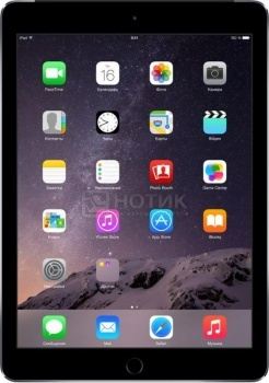 Планшет Apple iPad Air 2 128Gb Wi-Fi + Cellular (iOS/A8X 1500MHz/9.7
