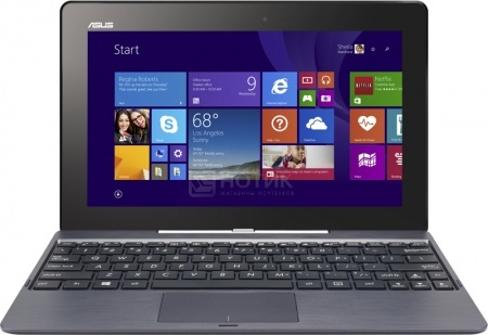 Планшет Asus Transformer Book T100TAL (MS Windows 8.1 (64-bit)/Z3735D 1330MHz/10.1