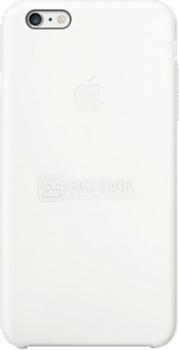 Чехол-накладка для iPhone 6 Plus Apple Silicone Case, Силикон, Белый MGRF2ZM/AApple<br>Чехол-накладка для iPhone 6 Plus Apple Silicone Case, Силикон, Белый MGRF2ZM/A<br>