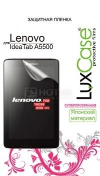Защитная пленка LuxCase для Lenovo A5500, Супрпрозрачная