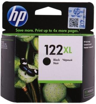 Картридж HP 122XL для DJ1050 2050 2050s 480стр, Черный CH563HE
