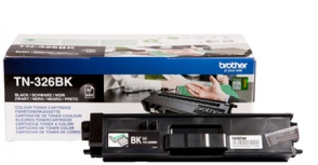Картридж Brother TN-326BK для HLL8250CDN MFCL8650CDW 4000стр, Черный TN326BK