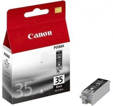 Картридж Canon PGI-35 для Canon Pixma iP100 iP110 191с Черный 1509B001Canon<br>Картридж Canon PGI-35 для Canon Pixma iP100 iP110 191с Черный 1509B001<br>
