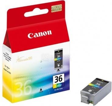 Картридж Canon CLI-36 для Canon Pixma iP100 iP110 250с Цветной 1511B001