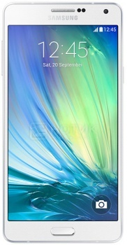 "Смартфон Samsung Galaxy A7 SM-A700FD/DS White (Android 4.4/MSM8939 1500MHz/5.5"" (1920x1080)/2048Mb/16Gb/4G LTE 3G (EDGE, HSDPA, HSPA+)) [SM-A700FZWDSER] от Нотик"