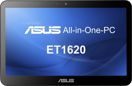 Моноблок Asus EeeTop PC ET1620IUTT (16.0 LED/ Celeron Dual Core J1900 2000MHz/ 2048Mb/ HDD 500Gb/ Intel HD Graphics 64Mb) MS Windows 8.1 (64-bit) [90PT00T1-M01910]