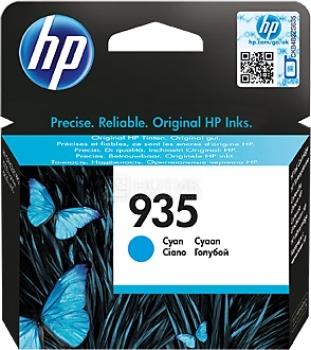 Картридж HP 935 для Officejet Pro 6830 400стр, Голубой C2P20AE картридж hp 935 для officejet pro 6830 400стр голубой c2p20ae