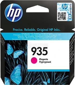 Картридж HP 935 для Officejet Pro 6830 400стр, Пурпурный C2P21AE