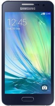 "Смартфон Samsung Galaxy A3 SM-A300F Black (Android 4.4/ 1200MHz/4.5"" (540x960)/1024Mb/16Gb/4G LTE 3G (EDGE, HSDPA, HSPA+)) [SM-A300FZKDSER] от Нотик"